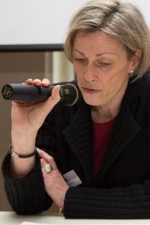 Silke Klewin (Gedenkstätte Bautzen)