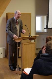 Prof. Dr. Martin Sabrow (HU Berlin / ZZF Potsdam)
